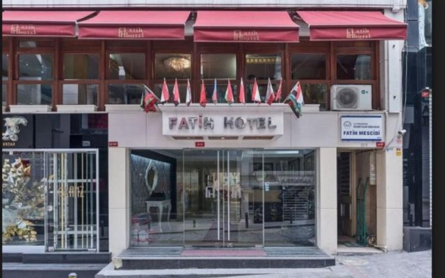 Fatih Hotel Corner вид на фасад