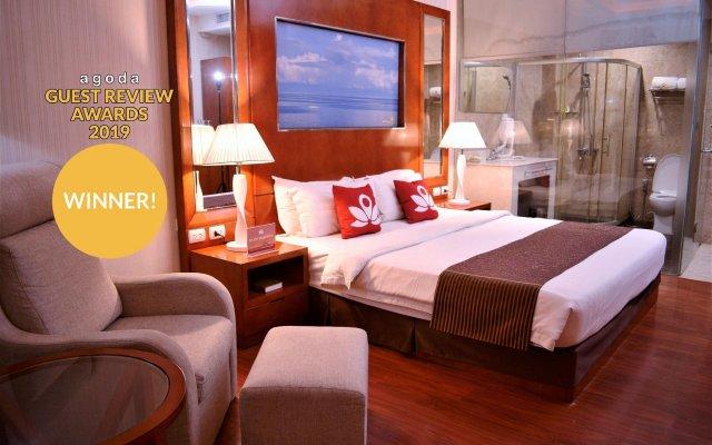 Отель ZEN Rooms Sunlight Palawan Филиппины, Пуэрто-Принцеса - отзывы, цены и фото номеров - забронировать отель ZEN Rooms Sunlight Palawan онлайн комната для гостей