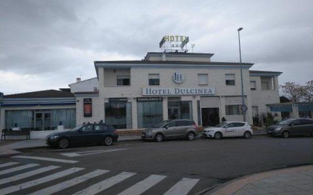 Hotel Dulcinea Альмендралехо вид на фасад