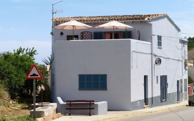 Отель B&B Ses Terrasses вид на фасад