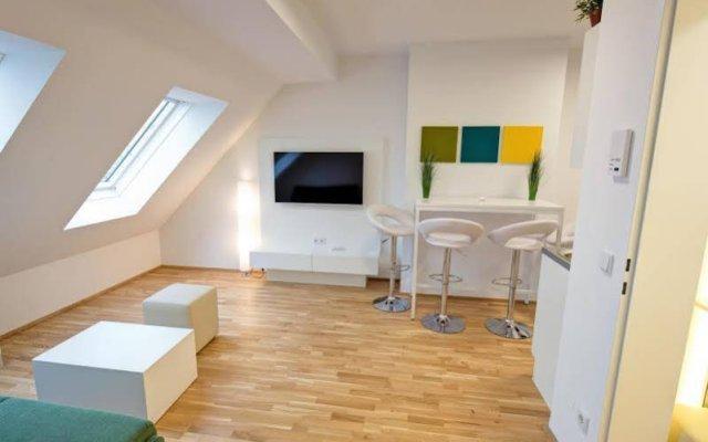 Отель Smart Apart Living Австрия, Вена - отзывы, цены и фото номеров - забронировать отель Smart Apart Living онлайн комната для гостей