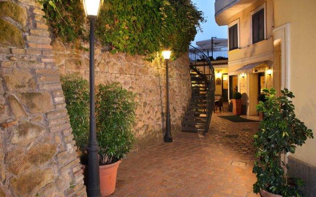 Отель Alessandrino Италия, Рим - 2 отзыва об отеле, цены и фото номеров - забронировать отель Alessandrino онлайн вид на фасад
