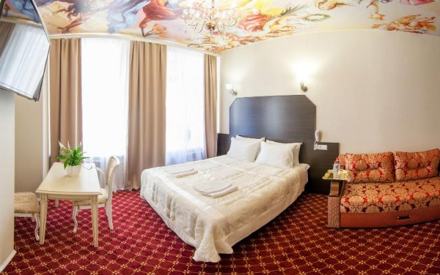 Boutique Hotel Grand Na Bolshom Санкт-Петербург комната для гостей