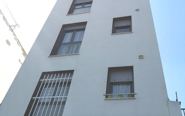 Apartment With 2 Bedrooms in Sevilla, With Wonderful City View and Wif
