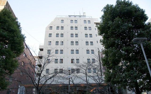 Yaesu Terminal Hotel вид на фасад