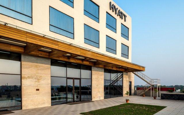 Отель Hyatt Raipur вид на фасад