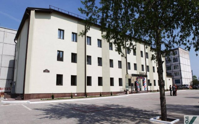Гостиница Калита в Калуге отзывы, цены и фото номеров - забронировать гостиницу Калита онлайн Калуга вид на фасад