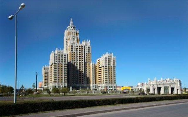 Гостиница Триумф Казахстан, Нур-Султан - отзывы, цены и фото номеров - забронировать гостиницу Триумф онлайн вид на фасад