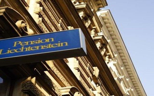 Отель Pension Liechtenstein Австрия, Вена - 4 отзыва об отеле, цены и фото номеров - забронировать отель Pension Liechtenstein онлайн вид на фасад