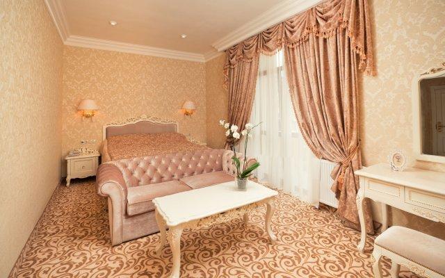 Гостиница Royal Sun Geneva комната для гостей