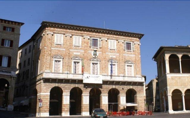 Отель B&B Il Girasole Delle Marche Италия, Мачерата - отзывы, цены и фото номеров - забронировать отель B&B Il Girasole Delle Marche онлайн вид на фасад