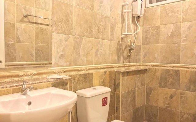 Апартаменты AN Apartment Паттайя ванная