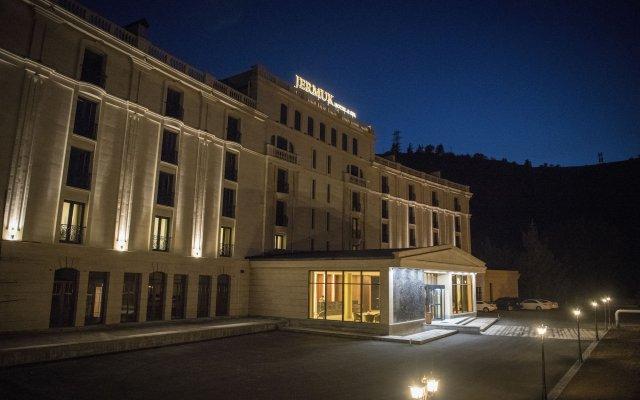 Отель Jermuk and SPA Армения, Джермук - отзывы, цены и фото номеров - забронировать отель Jermuk and SPA онлайн вид на фасад