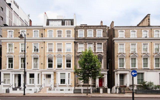 Апартаменты The Cromwell Road Rooftop Apartment - LSBI вид на фасад