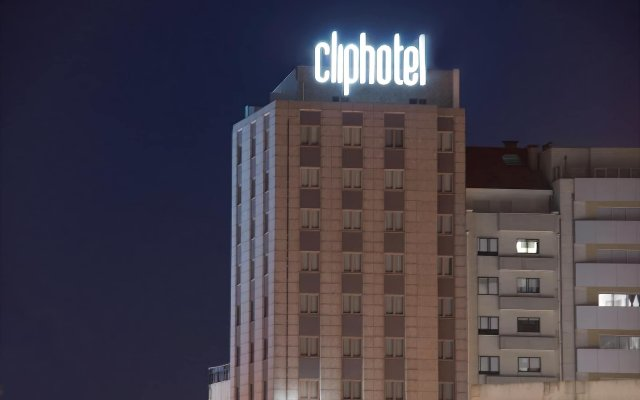 Отель ClipHotel Португалия, Вила-Нова-ди-Гая - отзывы, цены и фото номеров - забронировать отель ClipHotel онлайн вид на фасад