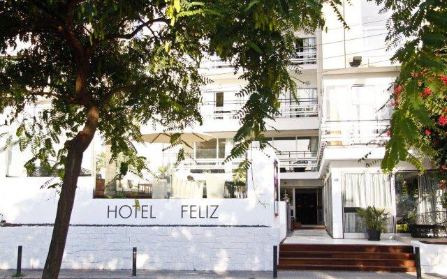 Hotel Feliz вид на фасад