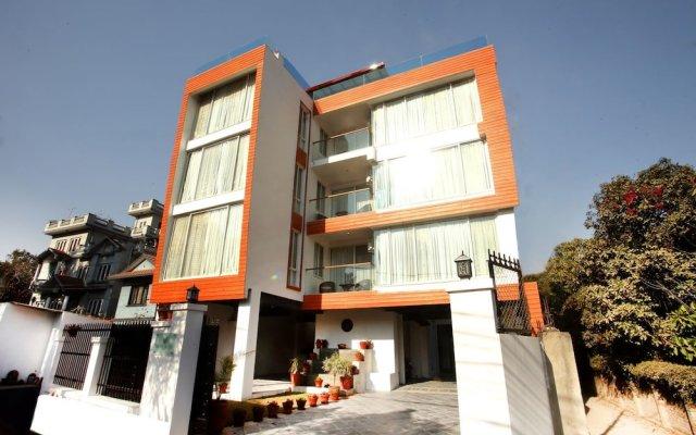 Отель Devi's Suites Непал, Лалитпур - отзывы, цены и фото номеров - забронировать отель Devi's Suites онлайн вид на фасад