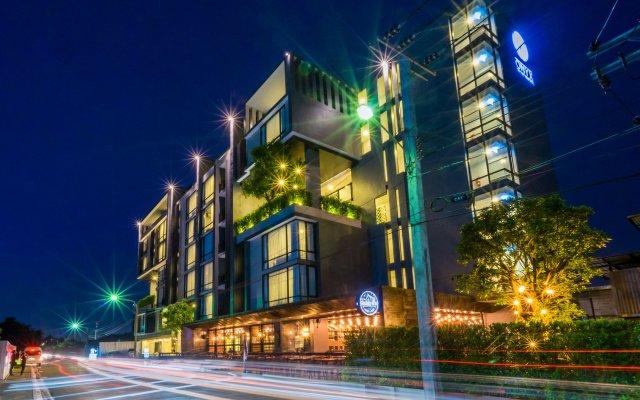 Onyx Hotel Bangkok Бангкок вид на фасад