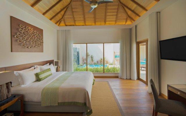 Отель Kurumba Maldives комната для гостей