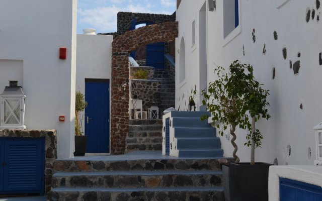 Отель Astarte Suites Греция, Остров Санторини - отзывы, цены и фото номеров - забронировать отель Astarte Suites онлайн вид на фасад