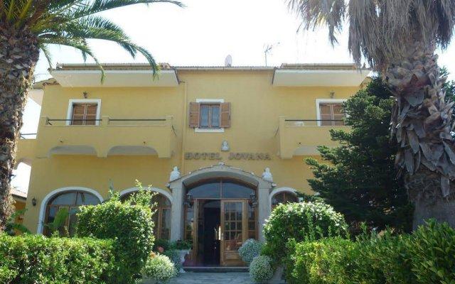 Отель Jovana Греция, Корфу - отзывы, цены и фото номеров - забронировать отель Jovana онлайн вид на фасад