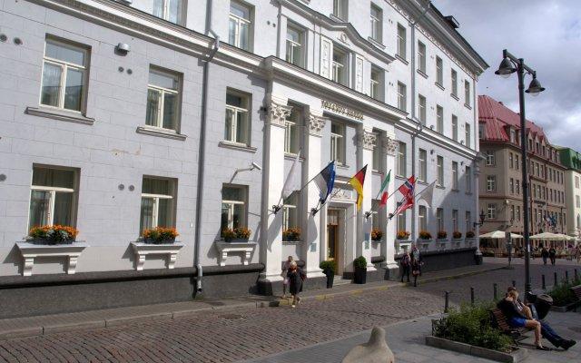 Отель My City hotel Эстония, Таллин - - забронировать отель My City hotel, цены и фото номеров вид на фасад