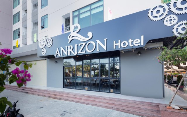 Anrizon Hotel Nha Trang вид на фасад