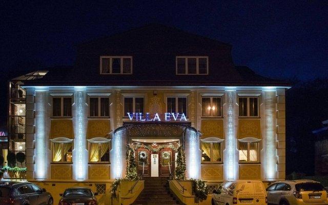Отель Villa Eva Польша, Гданьск - отзывы, цены и фото номеров - забронировать отель Villa Eva онлайн вид на фасад
