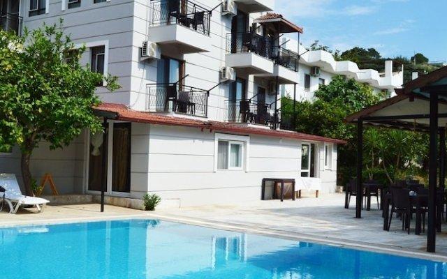Likya Pansiyon Турция, Патара - отзывы, цены и фото номеров - забронировать отель Likya Pansiyon онлайн бассейн