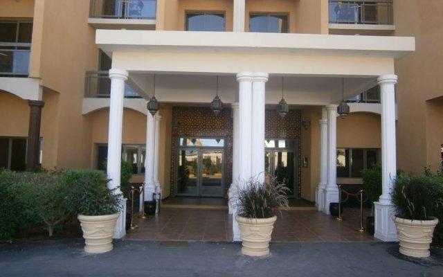 Acacias Hotel in Djibouti, Djibouti from 231$, photos, reviews - zenhotels.com hotel front