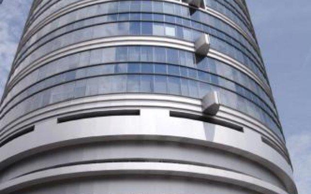 SkyTech Отель Днепр вид на фасад