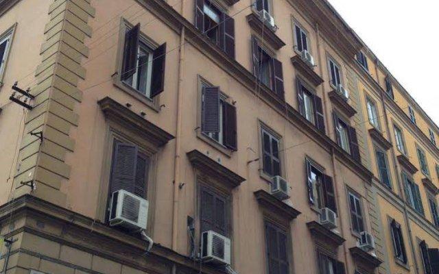 Отель Domus Roma Италия, Рим - отзывы, цены и фото номеров - забронировать отель Domus Roma онлайн вид на фасад