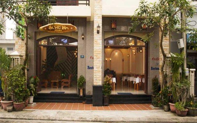 Отель Hoa Mau Don Homestay вид на фасад
