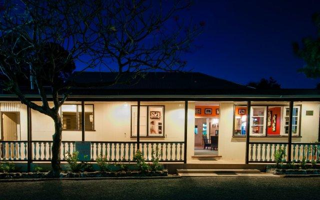 Tanoa Rakiraki Hotel вид на фасад