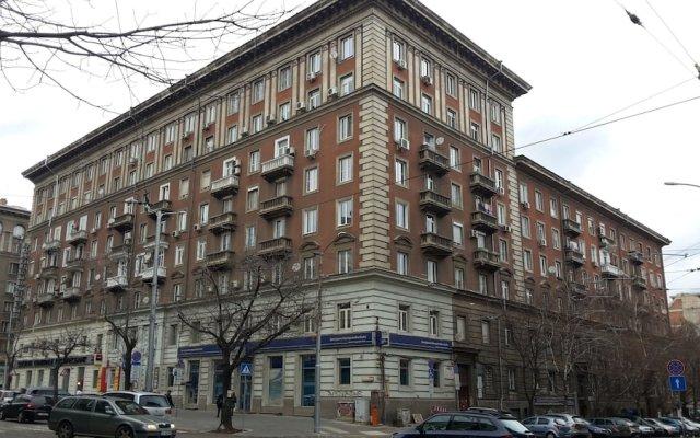 Отель Presidency House вид на фасад