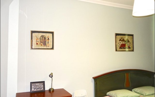 Апартаменты LUXKV Apartment on 2nd Dubrovskaya комната для гостей