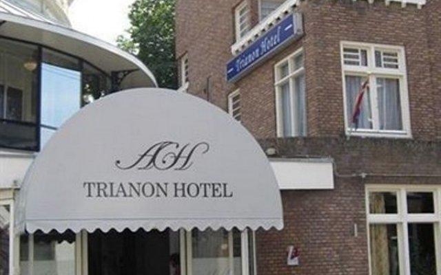 Trianon Hotel вид на фасад