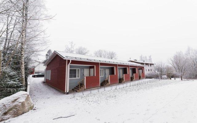 Отель SSA Spot spacy 2-room apt ID 5003B4 Финляндия, Вантаа - отзывы, цены и фото номеров - забронировать отель SSA Spot spacy 2-room apt ID 5003B4 онлайн вид на фасад