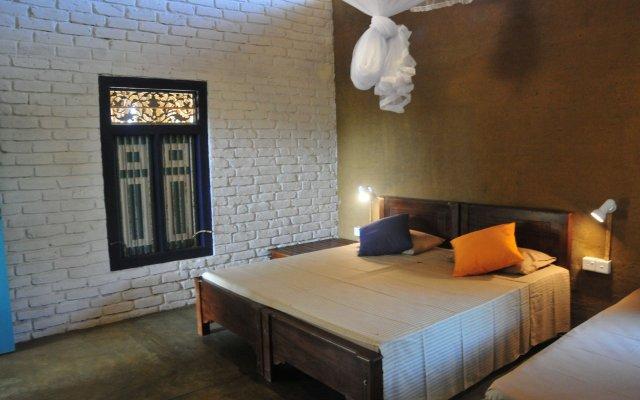 Отель Back of Beyond - Safari Lodge Yala вид на фасад