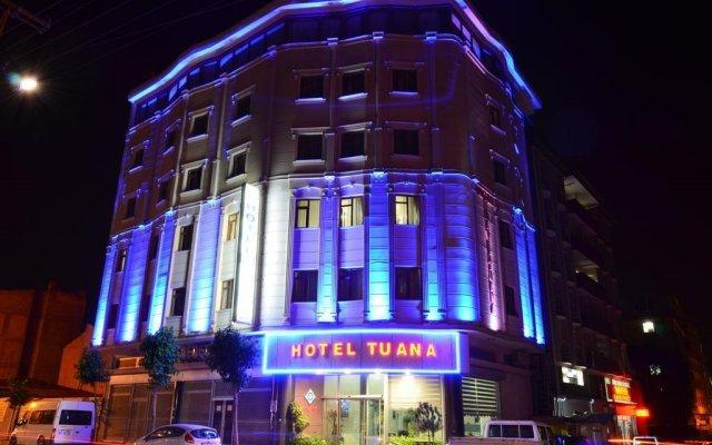Mavi Tuana Hotel Турция, Ван - отзывы, цены и фото номеров - забронировать отель Mavi Tuana Hotel онлайн вид на фасад
