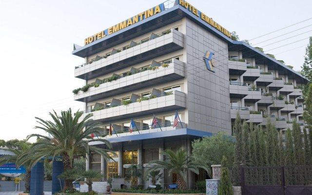Emmantina Hotel вид на фасад