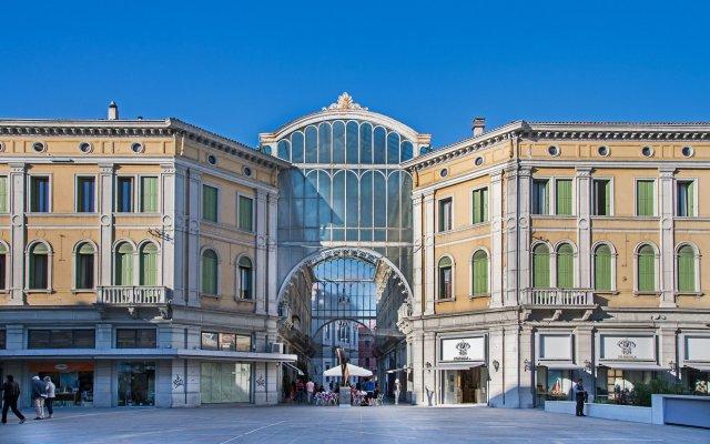 Hotel Al Vivit вид на фасад