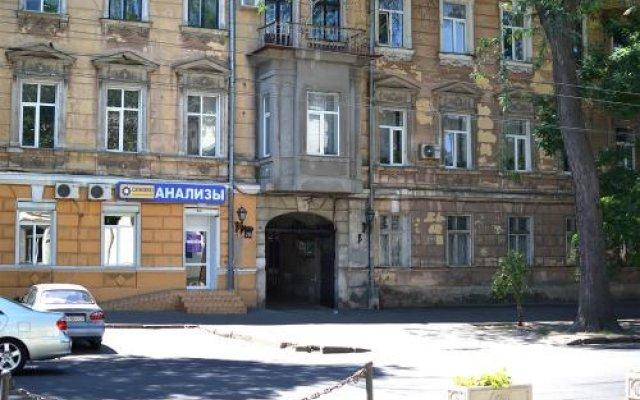 Гостиница Garmoniya 888 Украина, Одесса - отзывы, цены и фото номеров - забронировать гостиницу Garmoniya 888 онлайн вид на фасад