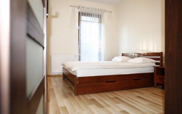 Апартаменты Sopockie Apartamenty - Metro Apartment Сопот комната для гостей