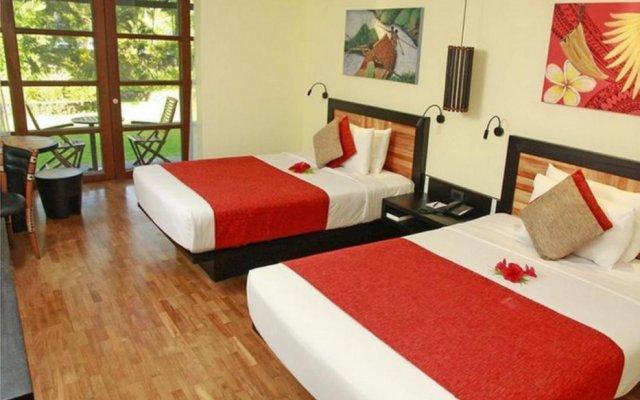 Отель Warwick Fiji Фиджи, Вити-Леву - отзывы, цены и фото номеров - забронировать отель Warwick Fiji онлайн вид на фасад