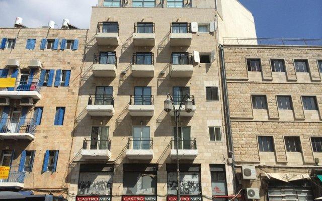 City Center Jerusalem Израиль, Иерусалим - 1 отзыв об отеле, цены и фото номеров - забронировать отель City Center Jerusalem онлайн вид на фасад