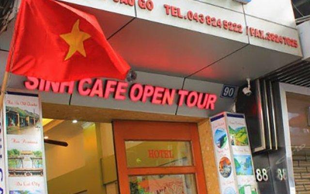 Отель Blue Moon Hotel Вьетнам, Ханой - 1 отзыв об отеле, цены и фото номеров - забронировать отель Blue Moon Hotel онлайн вид на фасад