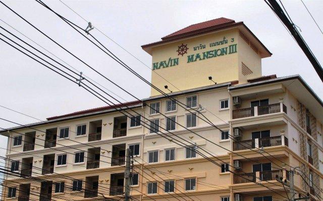 Отель Navin Mansion 3 Паттайя вид на фасад