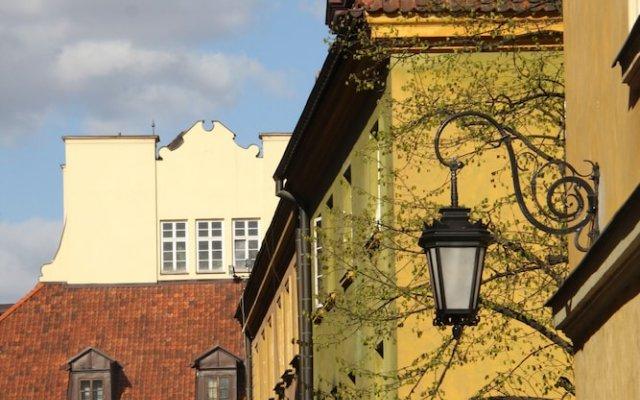 Отель Rynek Apartments Old Town Польша, Варшава - отзывы, цены и фото номеров - забронировать отель Rynek Apartments Old Town онлайн вид на фасад
