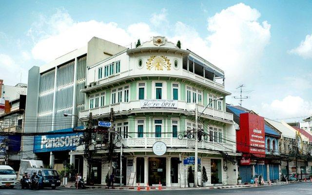 Отель Cacha bed Таиланд, Бангкок - отзывы, цены и фото номеров - забронировать отель Cacha bed онлайн вид на фасад